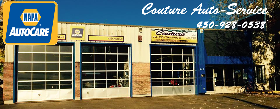garage Couture auto service Longueuil